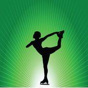 figure-skater-on-green-background_fa6957531